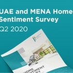 UAE and MENA Home Sentiment Survey – Q2 2020