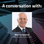A conversation with: Maurice Gauchot