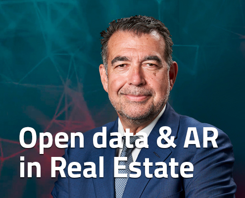 Open data & AR in Real Estate - Reech Corporations Group
